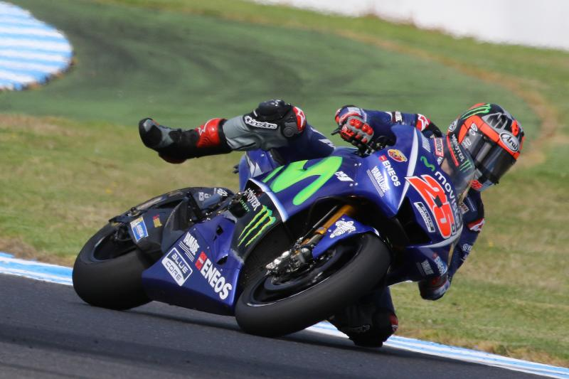 Viñales dominador absoluto de los test de Phillip
