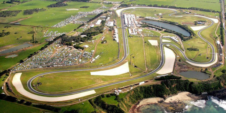 Destino: Phillip Island